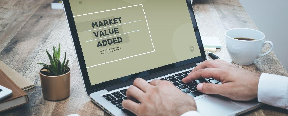 īpašuma tirgus vērtība